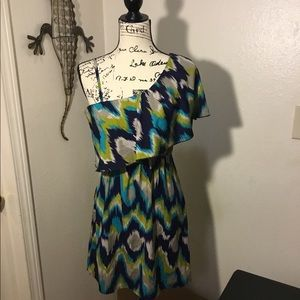 👗 Colorful Dress